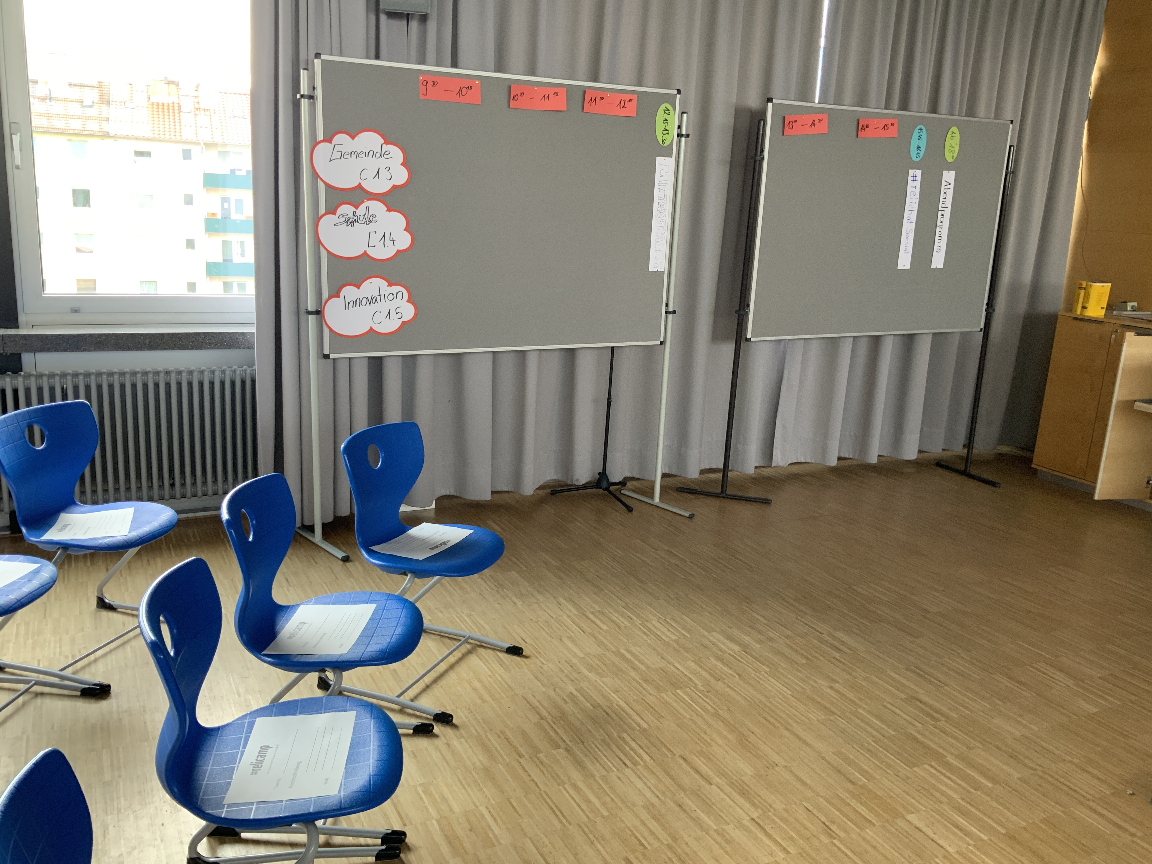 relicamp 10 12 mai 2019 saarbr cken das barcamp f r. Black Bedroom Furniture Sets. Home Design Ideas