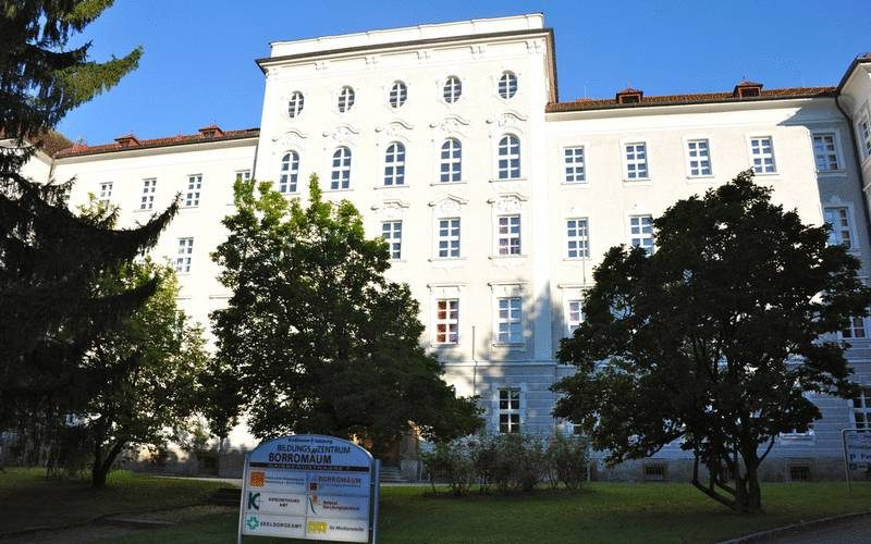 Bild der KPH Edith Stein in Salzburg